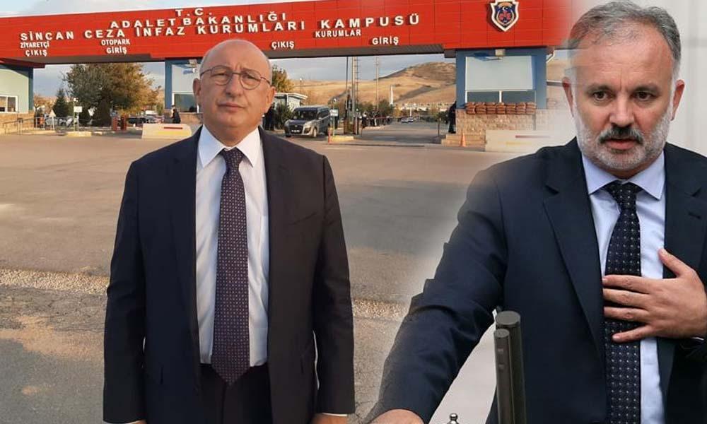 CHP'li Çakırözer Ayhan Bilgen'i ziyaret etti: Hukuksuzluğun üstüne yeni hukuksuzluk ekleniyor