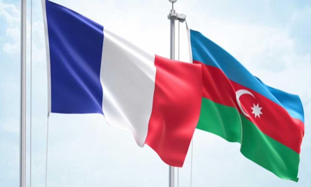 Azerbaycan'dan Fransa'ya 'Karabağ' notası!