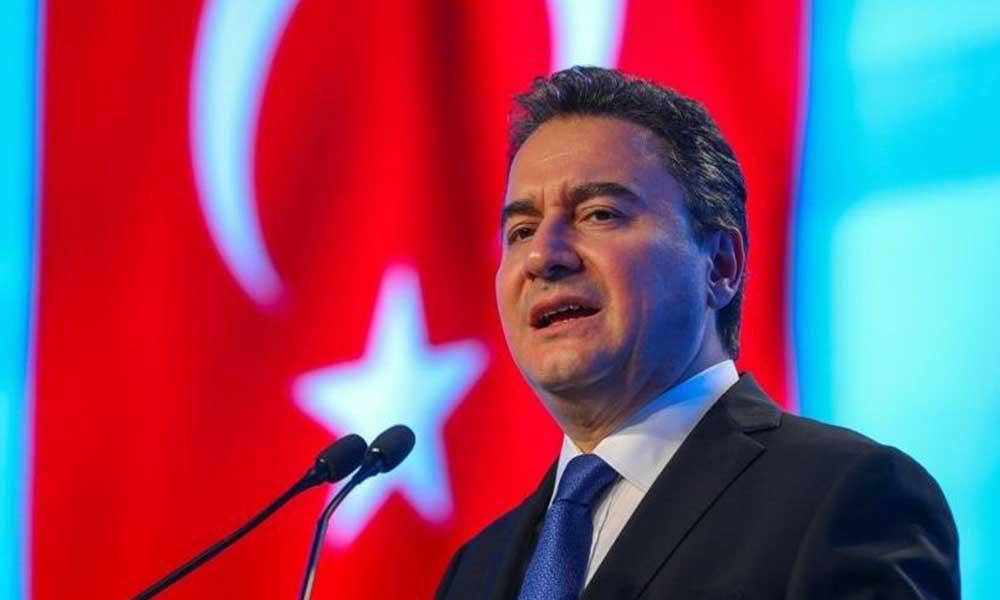 Babacan, Erdoğan'a geçmişteki sözünü hatırlatarak sordu: Daha birkaç sene önce…