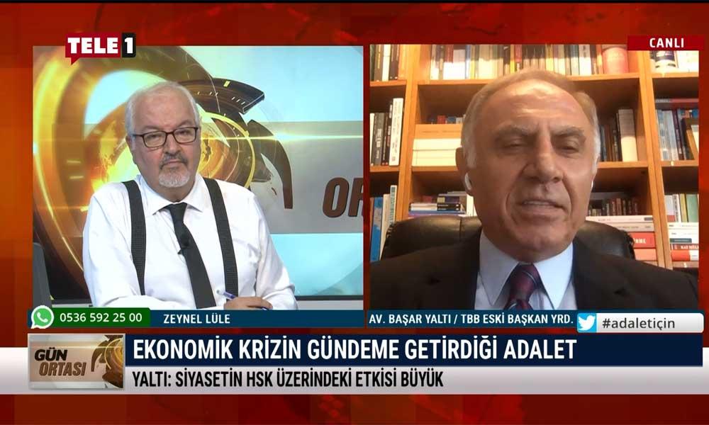 Başar Yaltı: Pelikan grubunun Adalet Bakanı Abdülhamit Gül'ü hedef aldığı biliniyordu
