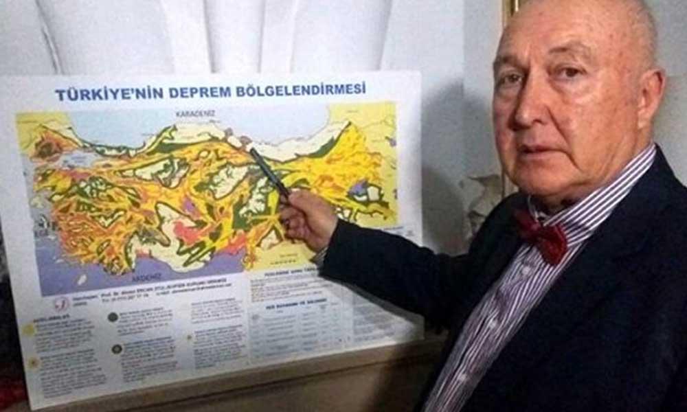 Ünlü deprem profesöründen Başkan Atay'a övgü