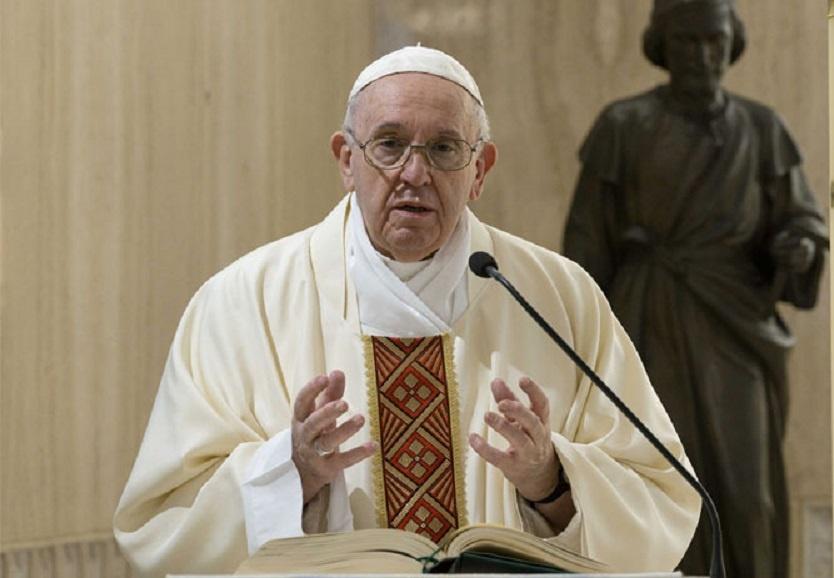 Papa'dan ilginç çağrı: Yapay zekaya karşı dua edelim