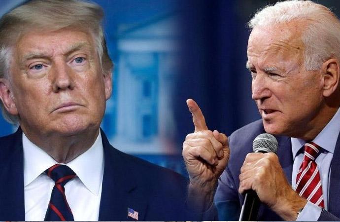 Biden'ın ofisinden Trump'a 'Yüksek Mahkeme' cevabı