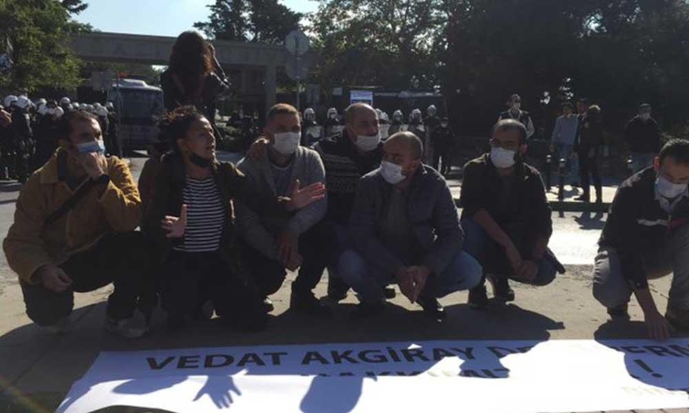 Bimeks işçileri 1 günde 3 kez gözaltına alındı: Polisleri karşımda değil arkamda görmek istiyorum