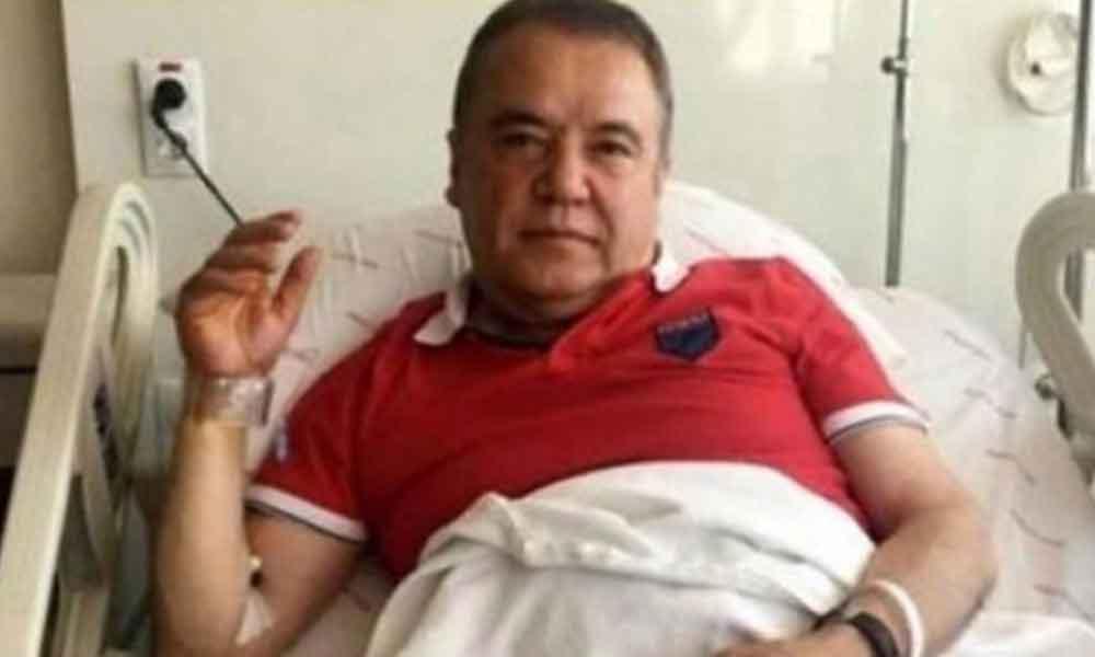 Antalya Büyükşehir Belediye Başkanı Böcek'in sağlık durumu hakkında açıklama