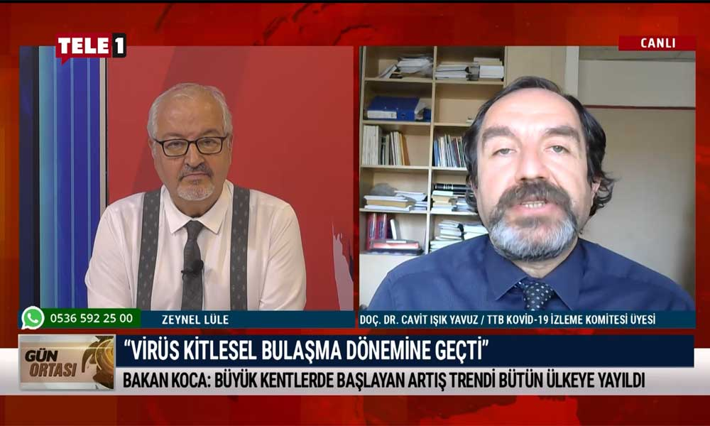 Doç. Dr. Cavit Işık Yavuz: Eksik sayılar bile Türkiye için alarm zillerinin çaldığını gösteriyor – GÜN ORTASI