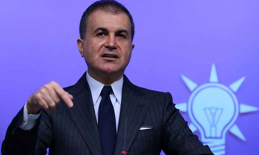 AKP Sözcüsü 'istifa' sorusunu 'cevaplayamadı', belirsizlik sürüyor!