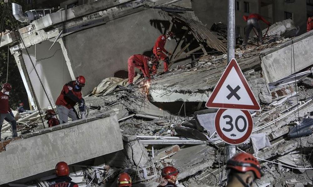 Kahreden rapor! Yıkılan iki bina 'tescilli çürük'
