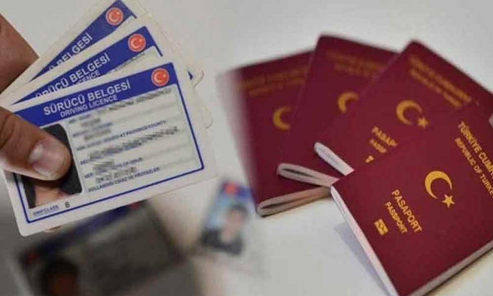 Ehliyet ve pasaport harçlarına zam geldi: İşte yeni fiyatlar!