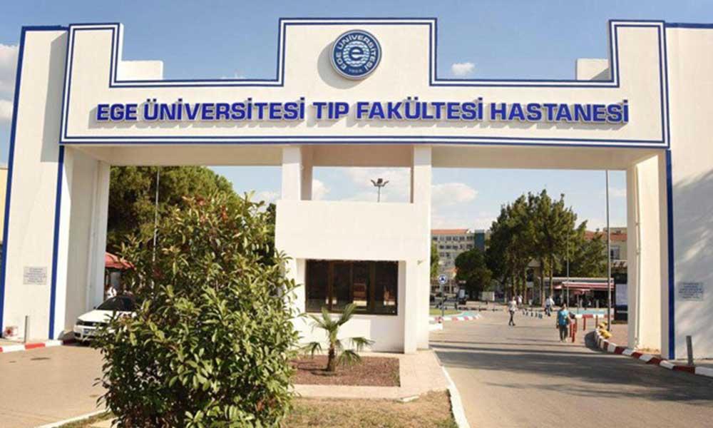 Ege Üniversitesi'nde  poliklinik hizmetleri durduruldu!