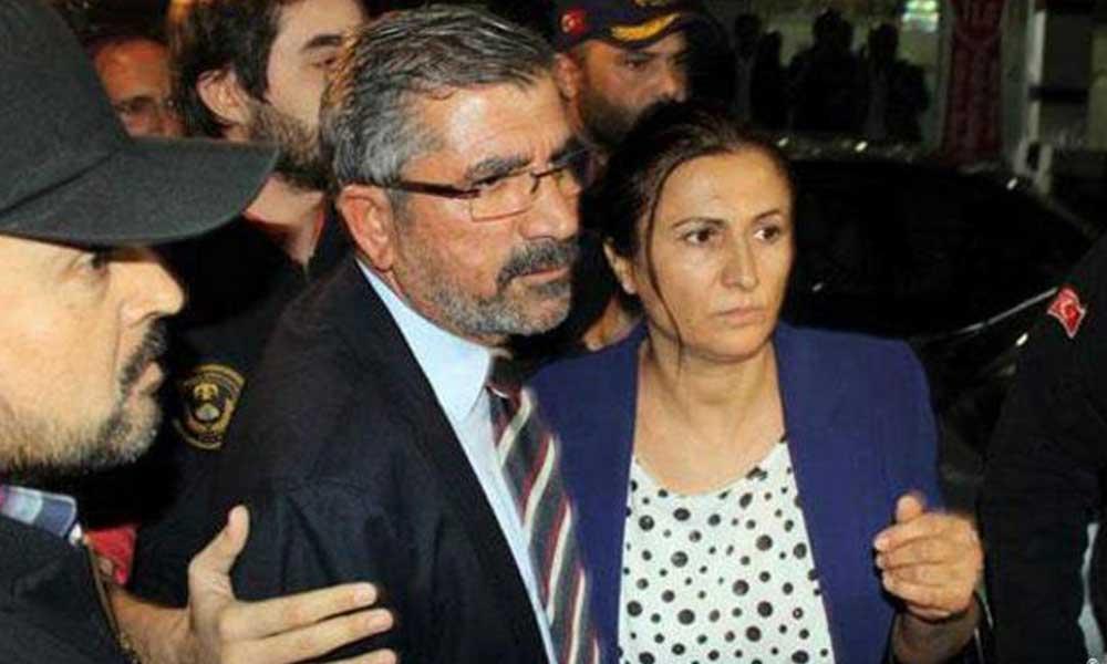 Türkan Elçi eşi Tahir Elçi için şarkı yazdı ve seslendirdi: Hewar