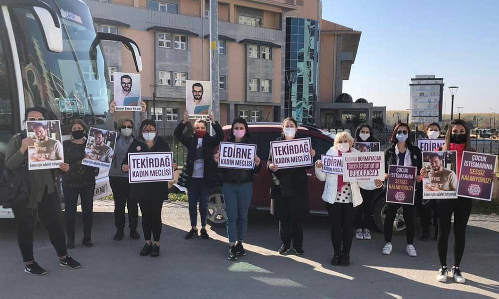 Cinsel istismarda bulunduğu Emre'nin intiharına neden olan Vedat Tarhan'a indirimsiz hapis cezası