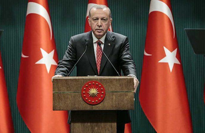 Erdoğan, Büyükelçiler Konferansı'nda konuştu; Albayrak'ın istifasına değinmedi