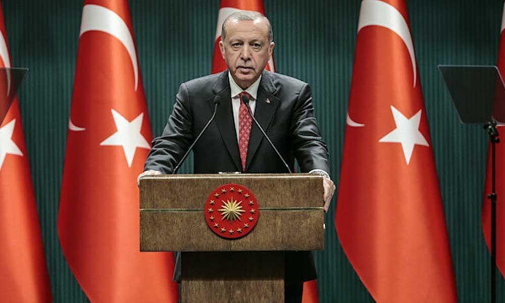 Erdoğan: Gezi olaylarında sokakları yakanlar, fidan dikimi seferberliğimizi kötüleme yarışına girdi