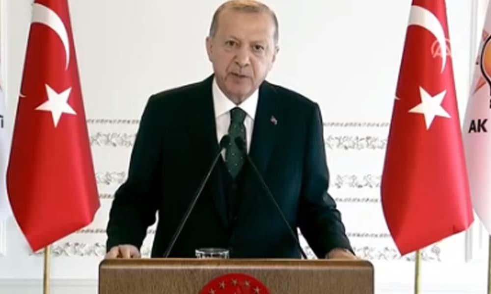 Erdoğan'dan Arınç'a yanıt
