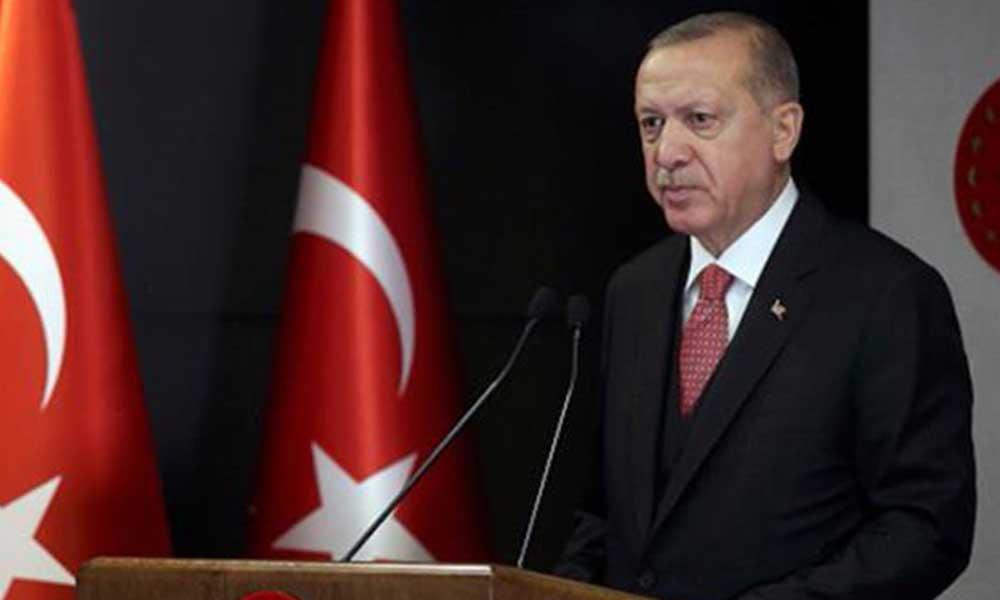 Yurttaşlara IBAN veren Erdoğan duyurdu: 156 ülkeye ve 9 uluslararası kuruluşa yardım sağladık