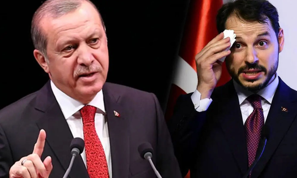 Berat Albayrak'ın görevden aldıklarını Erdoğan yeniden atadı!
