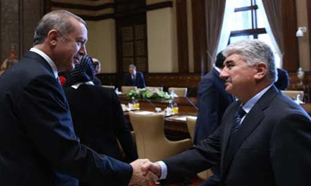 AKP'li vekil etkileşim için Erdoğan'ın adını kullandı: RT E'deceksiniz