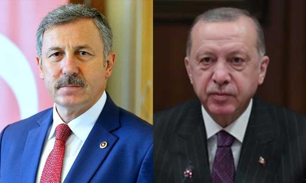 Gelecek Partisi'nden Erdoğan'a: Partisinde neler olabileceğini, kimlerle görüştüğümüzü iyi düşünsün