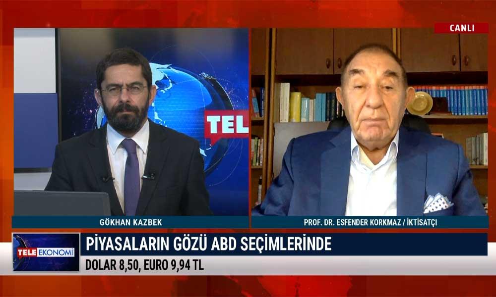 ABD'deki başkanlık seçimi, Türkiye ekonomisini nasıl etkiler? – TELE EKONOMİ