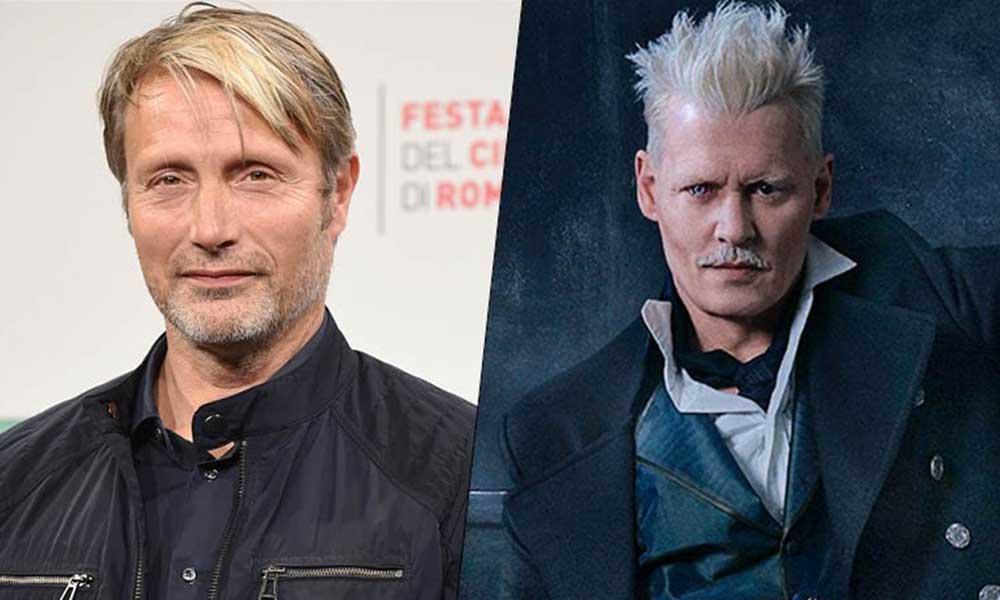 Fantastik Canavarlar'da Johnny Depp'in yerine düşünülen isim belli oldu