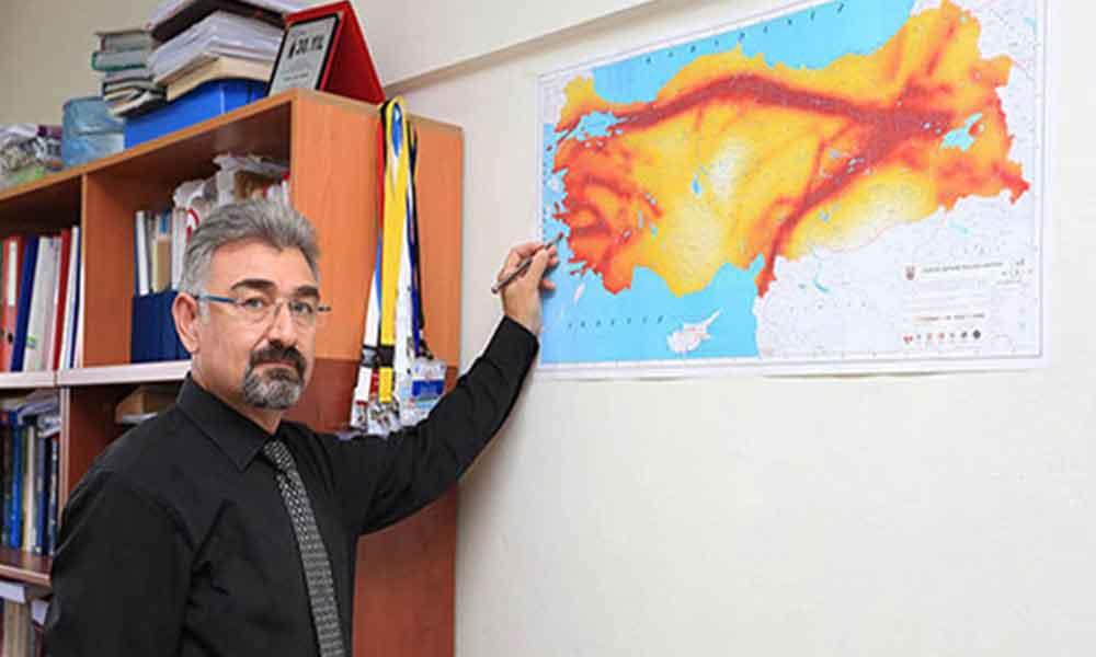 Doç. Dr. Kaya uyardı: 6.7 büyüklüğünde deprem üretebilecek potansiyele sahip