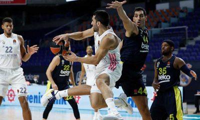 Fenerbahçe Beko zorlu deplasmandan mağlup ayrıldı