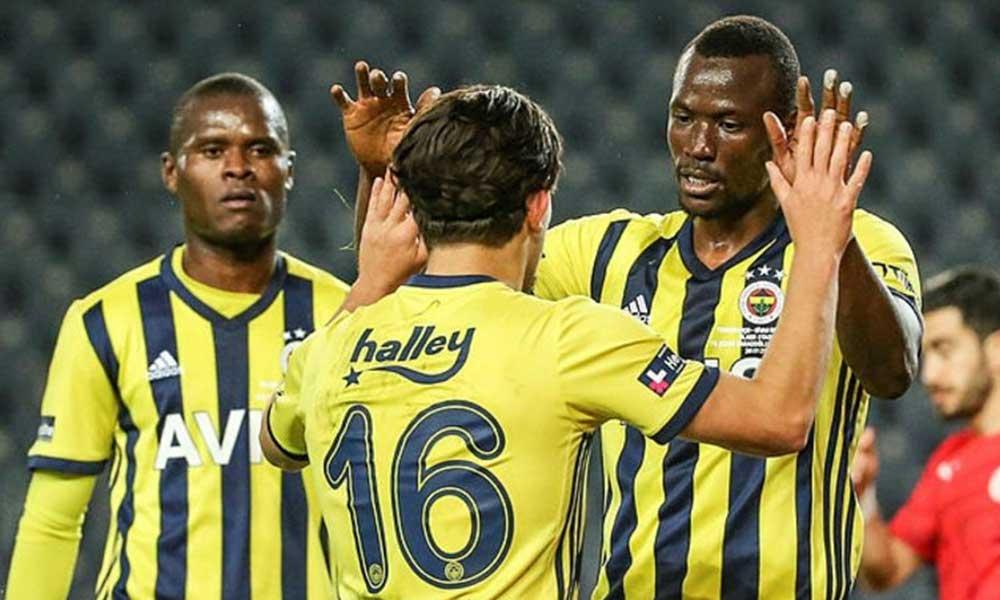 Fenerbahçe Ziraat Türkiye Kupası'nda farkla turladı!