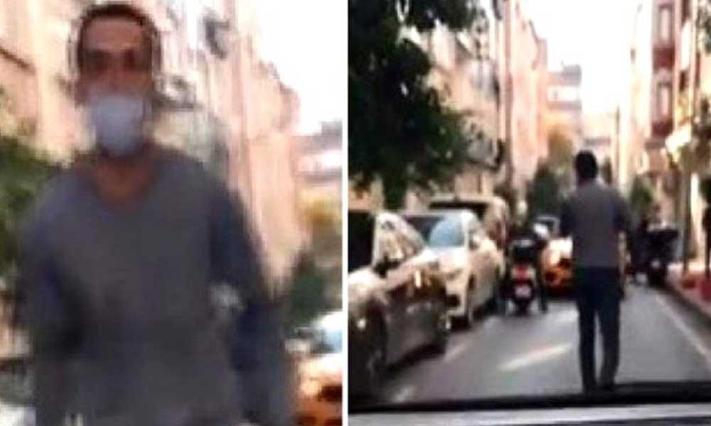 Taksiciden filyasyon ekibine bıçaklı saldırı girişimi