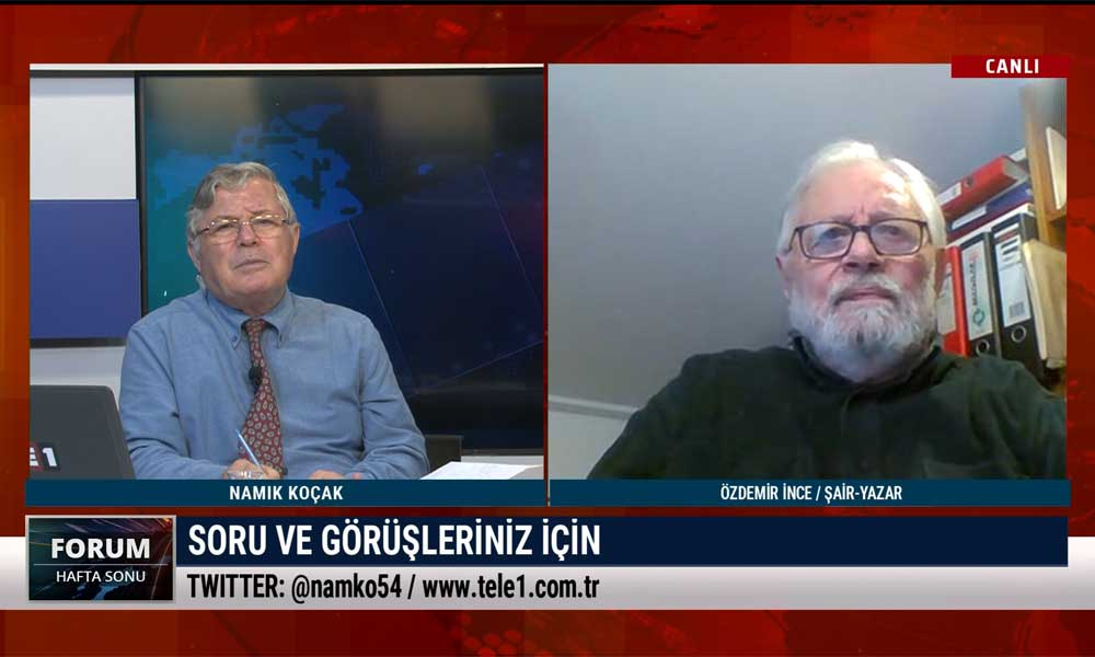 Özdemir İnce: AKP çağının çağdaşı olamadı – FORUM HAFTA SONU