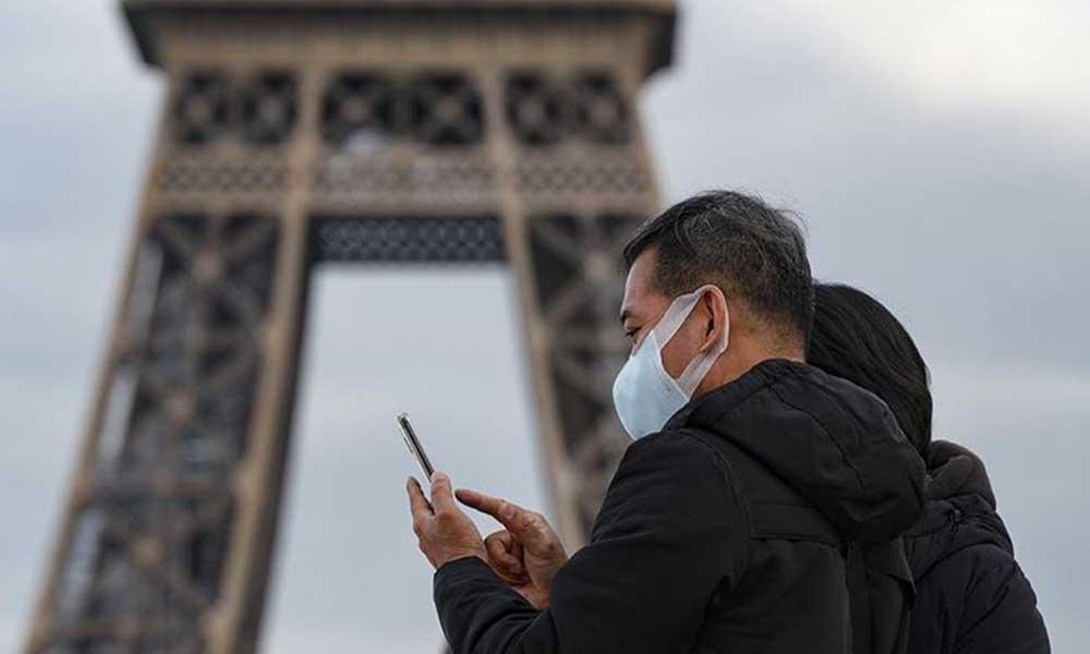 Fransa'da son 24 saatte 19 bin 124 koronavirüs vakası görüldü