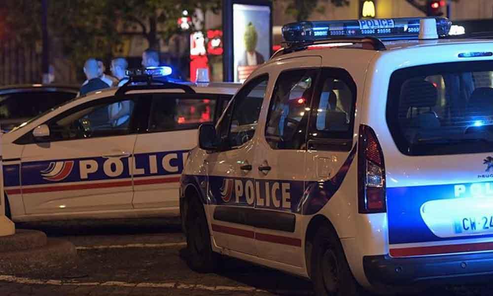 Fransa'da Yunan Ortodoks kilisesine saldıran kişi yakalandı