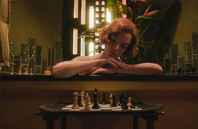 The Queen's Gambit dizisi satrança olan talebi patlattı