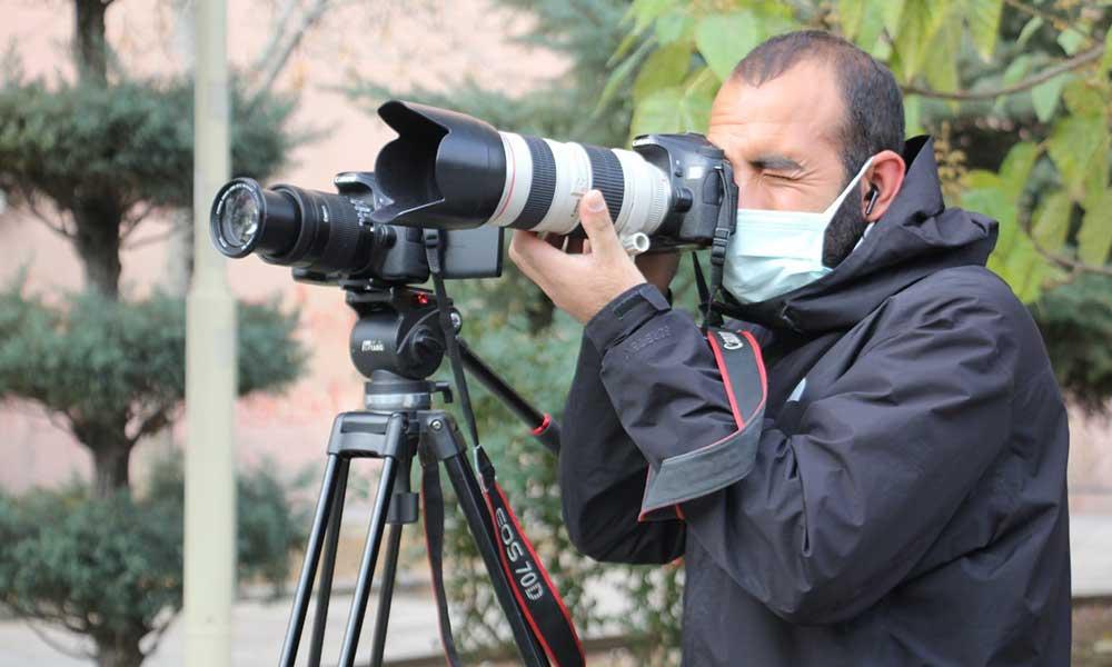 Gazeteci Dindar Karataş tutuklandı