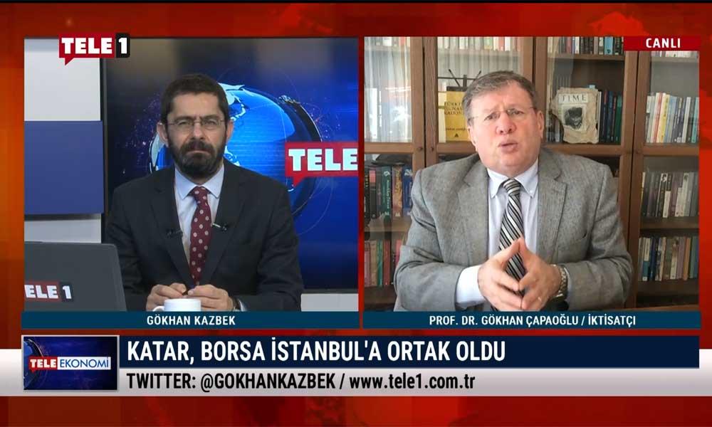"""""""Katar'ın tutumunun Türkiye'ye karşı yarın değişmeyeceğini nereden biliyorsunuz?"""" – TELE EKONOMİ"""