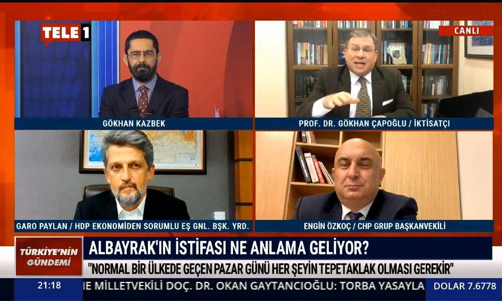 İktisatçı Prof. Dr. Gökhan Çapoğlu: Erdoğan'ın ısrarı 125 milyar dolara mal oldu