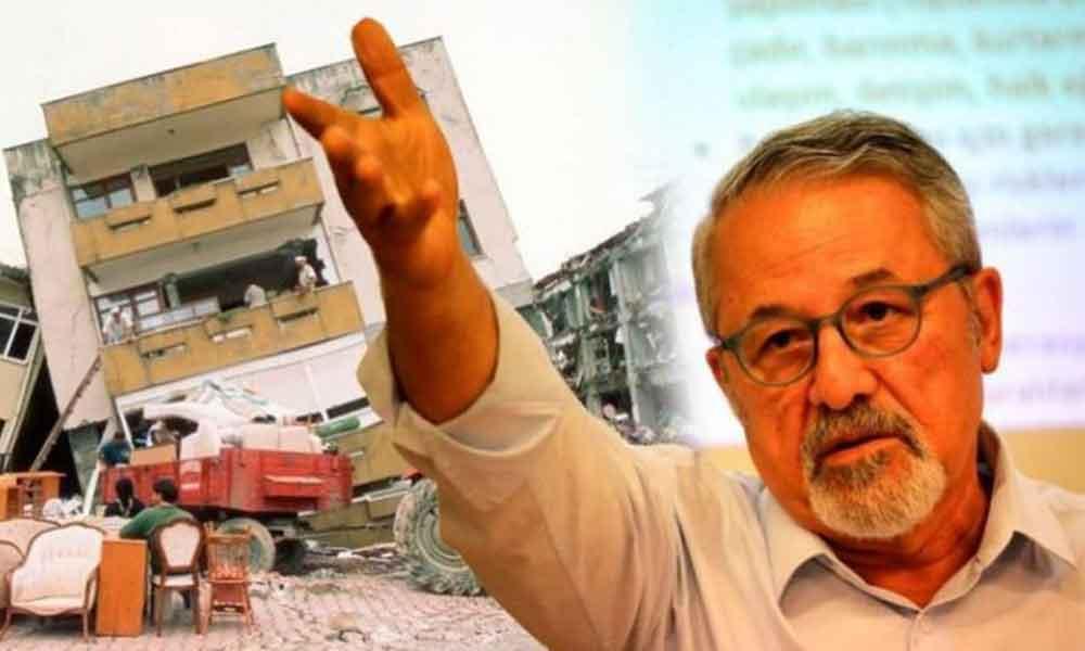 Prof. Dr. Naci Görür'den yurttaşlara deprem önerisi: Elinizde oy pusulası var
