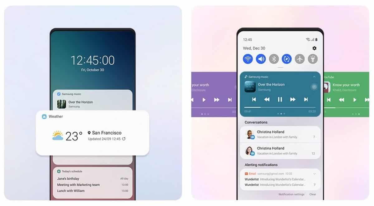 Android 11 tabanlı One UI 3.0 beta yazılımını duyurdu