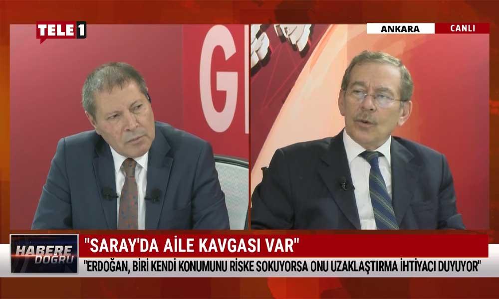 Erdoğan, Berat Albayrak'ı neden istemiyor? Abdüllatif Şener açıkladı