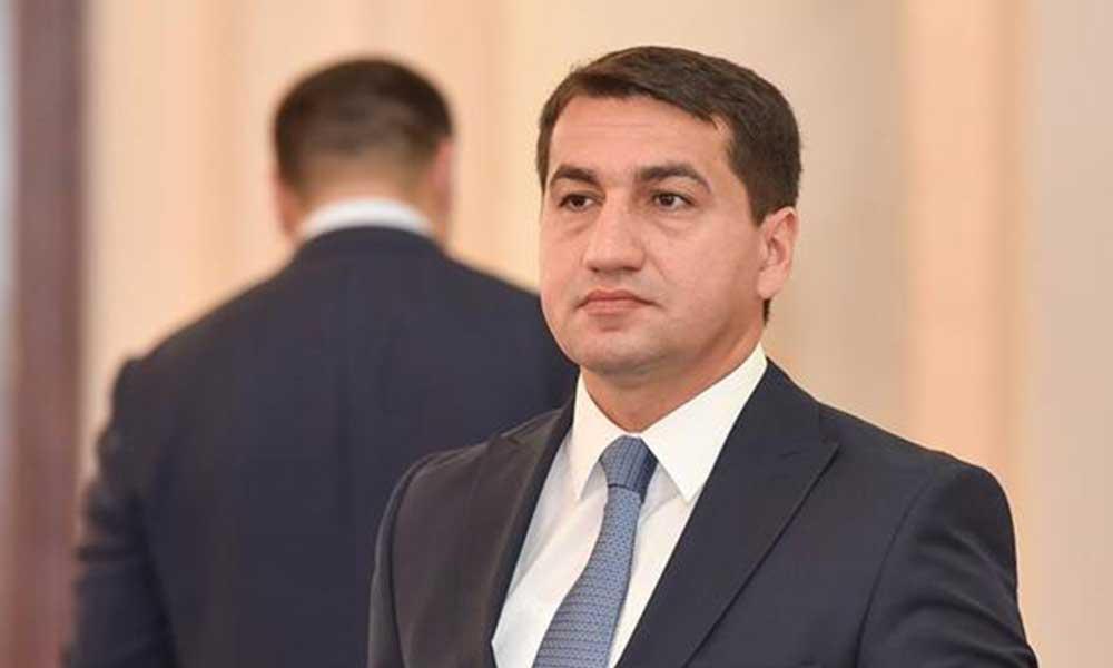 Azerbaycan Cumhurbaşkanı Yardımcısı'nın Twitter hesabı askıya alındı