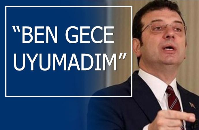 İmamoğlu İstanbul'daki koronavirüs ölüm sayısını açıkladı: Susayım mı, yutkunayım mı?