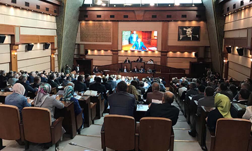 İBB Meclisi'nde dört partiden ortak karar