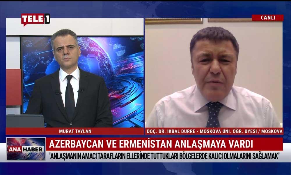 Doç. Dr. İkbal Dürre: Ermenistan'da halk kendisini aldatılmış hissediyor