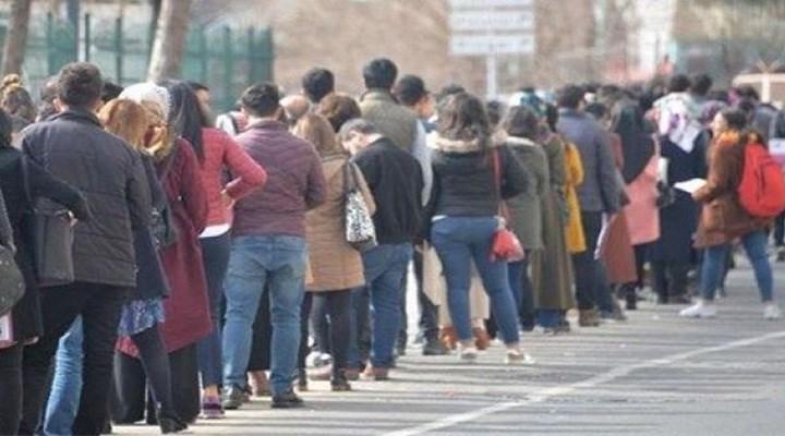 Genç işsiz sayısı fırladı! 'Eğitim politikası yanlış'