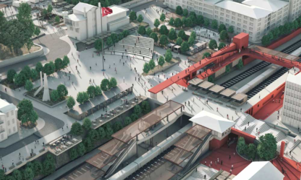 İstanbul'un meydanlarını İstanbullular seçti…
