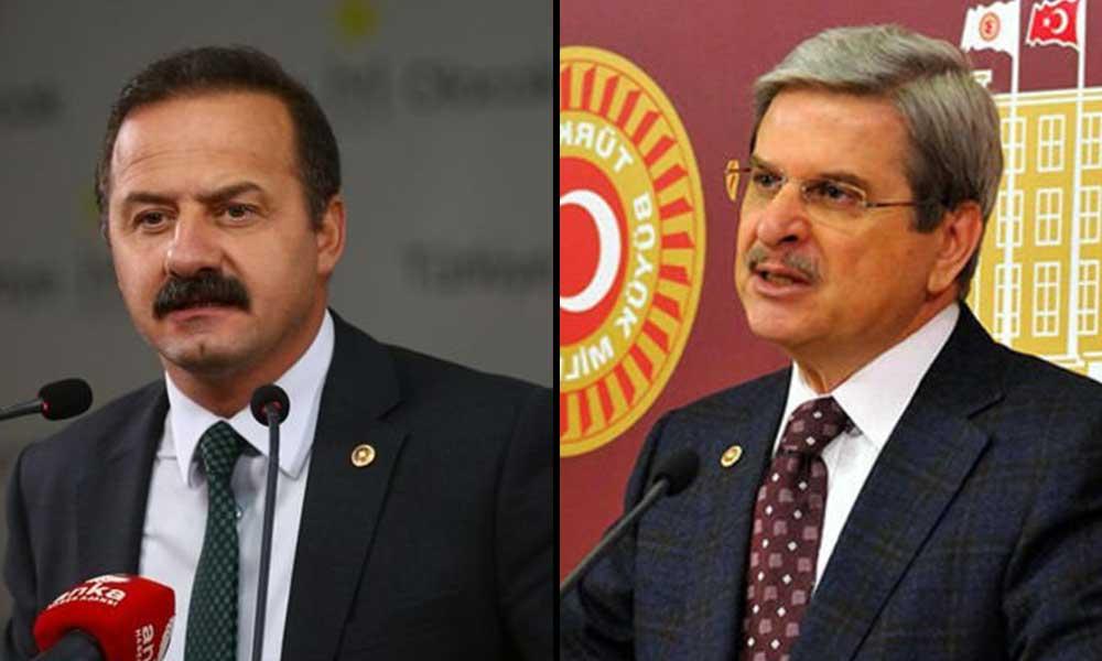 """İYİ Parti'de """"Abdülhamit"""" tepkisi"""
