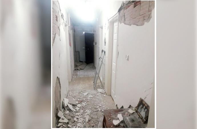 Vatandaş korkuyor… Bakanlık hasarsız raporu vermekte ısrar ediyor