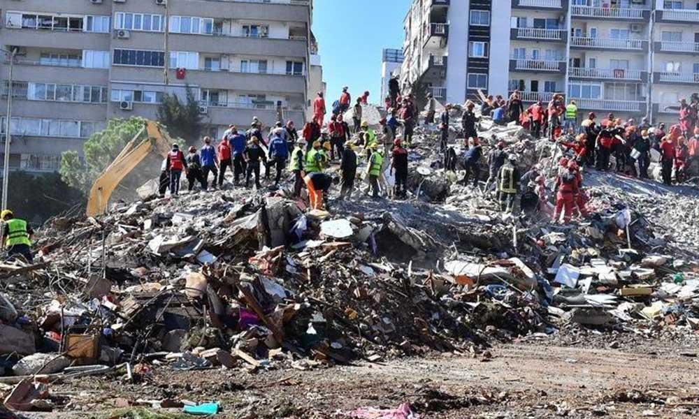 Prof. Dr. Ercan: 'Deprem İzmir kırığında olsaydı Bayraklı ve Özkanlar komple yok olurdu'