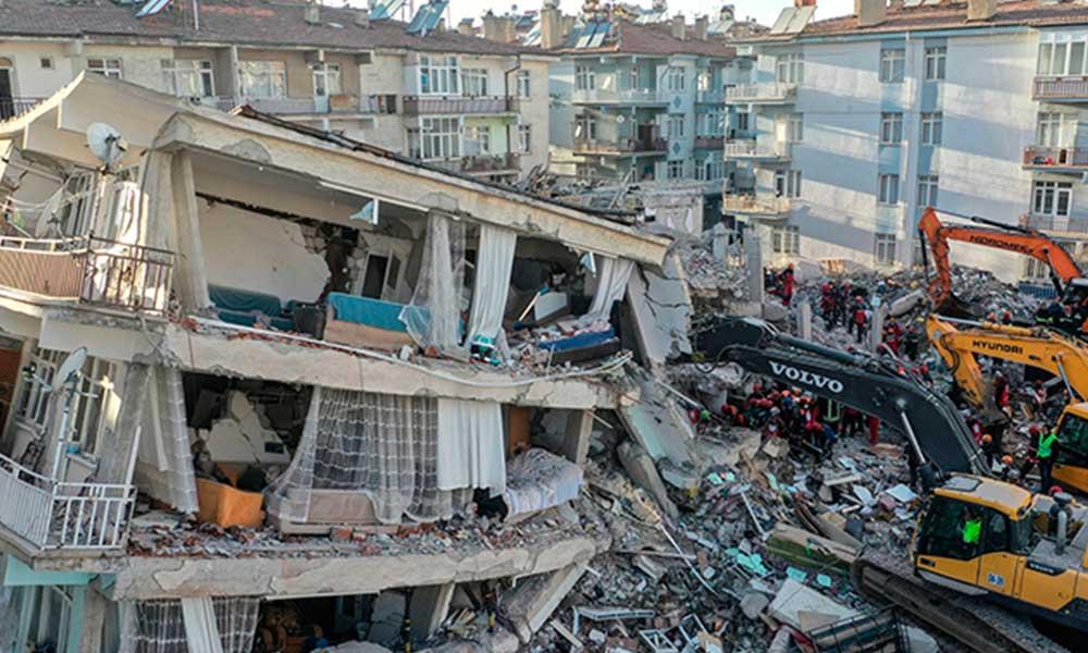 Dr. Öğr. Üyesi Özay: Binanın kolonlarını kesmek cinayettir