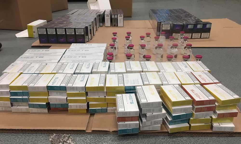 İstanbul Havalimanı'nda kaçak koronavirüs ilacı operasyonu